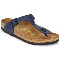 Chaussures Sandales et Nu-pieds Birkenstock GIZEH Bleu