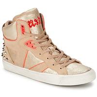 Chaussures Femme Baskets montantes Ash SPIRIT beige/rose