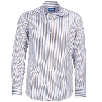 Abbigliamento Uomo Camicie maniche lunghe Serge Blanco DORILANDO Multicolore