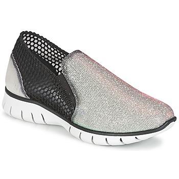 Schuhe Damen Sneaker Low Felmini ARJEMISE Silber