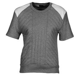 Kleidung Damen Sweatshirts Joseph RD NK SS Grau / Weiß