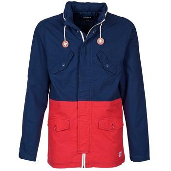 Abbigliamento Uomo Giubbotti Nixon PI Marine / Rosso