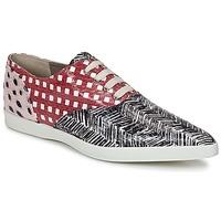 Schuhe Damen Derby-Schuhe Marc Jacobs Elap Weiß / Rot