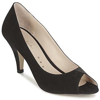 Schuhe Damen Pumps Petite Mendigote REUNION Schwarz