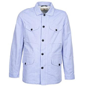 Vêtements Homme Parkas Aigle STONEFISH Bleu