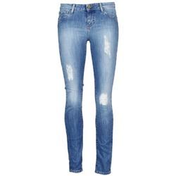 Abbigliamento Donna Pinocchietto Acquaverde SCARLETT Blu