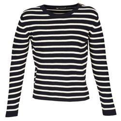 Abbigliamento Donna Maglioni Acquaverde MAS Marine / Ecru
