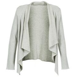 Kleidung Damen Strickjacken Majestic 4003 Grau