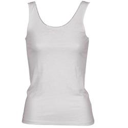 Vêtements Femme Débardeurs / T-shirts sans manche Majestic 701 Blanc