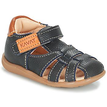 Chaussures Enfant Sandales et Nu-pieds Kavat RULLSAND Marine