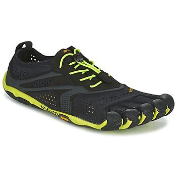 Chaussures Homme Running / trail Vibram Fivefingers BIKILA EVO 2 Noir / Jaune