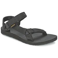 Schuhe Damen Sandalen / Sandaletten Teva ORIGINAL UNIVERSAL Schwarz