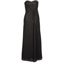 Vêtements Femme Robes longues Manoukian 612930 Noir / Doré