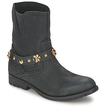 Schuhe Damen Boots Moschino Cheap & CHIC CA21013G1ZCE Schwarz