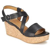 Chaussures Femme Sandales et Nu-pieds Coclico MEL Noir