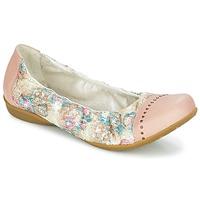 Chaussures Femme Ballerines / babies Dkode FARIS Rose