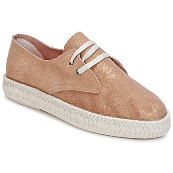 Chaussures Femme Espadrilles Bunker IBIZA Doré