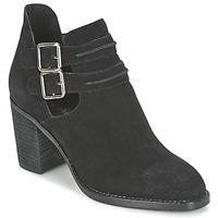 Chaussures Femme Low boots Jeffrey Campbell ROYCROFT Noir
