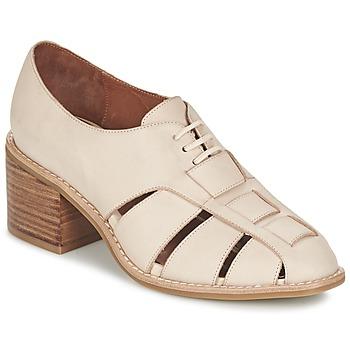 Chaussures Femme Derbies Jeffrey Campbell ALONZO Beige