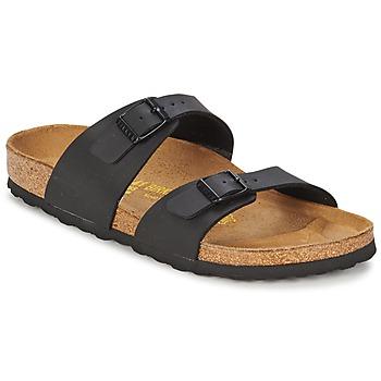 Schuhe Damen Sandalen / Sandaletten Birkenstock SYDNEY Schwarz