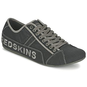 Schuhe Herren Sneaker Low Redskins TEMPO Schwarz