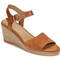Chaussures Femme Sandales et Nu-pieds n.d.c. LAS SALINAS Cognac