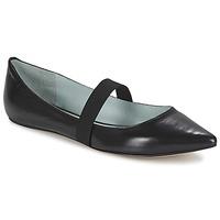 Chaussures Femme Ballerines / babies Marc Jacobs HALSEY Noir