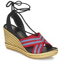Schuhe Damen Sandalen / Sandaletten Marc Jacobs DANI Blau / Rot