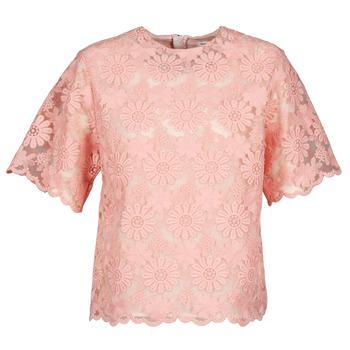Abbigliamento Donna Top / Blusa Manoush AFRICAN BLOUSE Corail