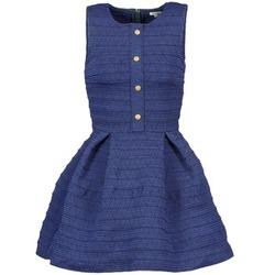 Abbigliamento Donna Abiti corti Manoush ELASTIC Blu