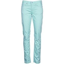 Vêtements Femme Pantalons 5 poches Gant 410478 Gris