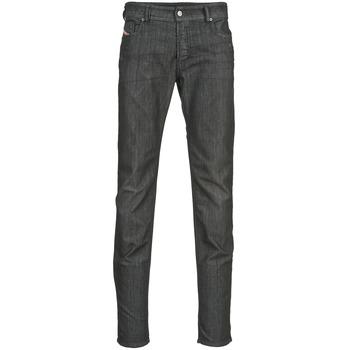 Abbigliamento Uomo Jeans slim Diesel SLEENKER Grigio