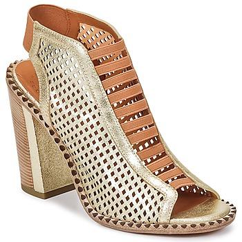 Schuhe Damen Sandalen / Sandaletten Marc by Marc Jacobs SUSANNA Golden