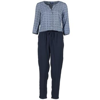 Abbigliamento Donna Tuta jumpsuit / Salopette Tom Tailor UVIALA Blu