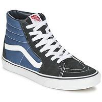 Schuhe Sneaker High Vans SK8-HI Marine / Schwarz
