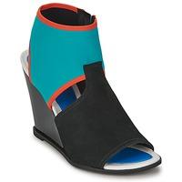 Schuhe Damen Sandalen / Sandaletten Kenzo DELIGHT Bunt