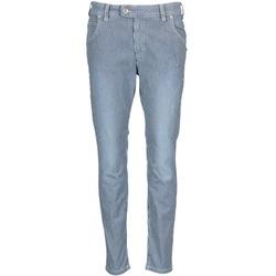 Kleidung Damen Straight Leg Jeans Marc O'Polo LAUREL Blau / Weiß