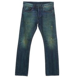 Abbigliamento Uomo Jeans dritti Ünkut Six Blu