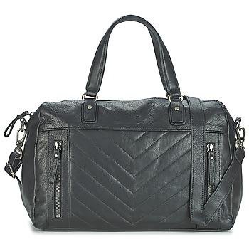 Taschen Damen Handtasche Nat et Nin PANAMA Schwarz