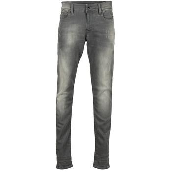 Abbigliamento Uomo Jeans skynny G-Star Raw REVEND SUPER SLIM Grigio
