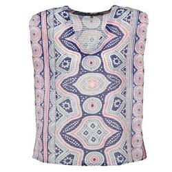 Abbigliamento Donna Top / Blusa Antik Batik JAGGA Blu / Multicolore
