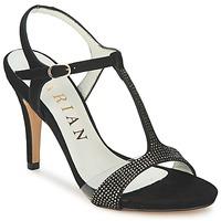 Schuhe Damen Sandalen / Sandaletten Marian ANTE FINO Schwarz