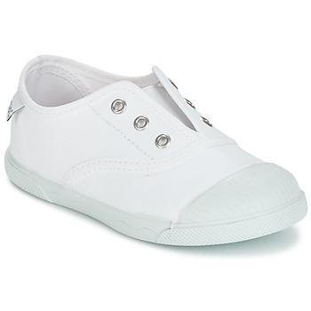 Scarpe Unisex bambino Sneakers basse Citrouille et Compagnie RIVIALELLE Bianco