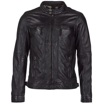 Vêtements Femme Vestes en cuir / synthétiques Oakwood CASEY Noir