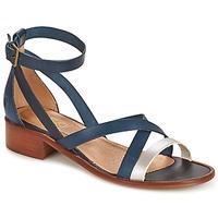 Chaussures Femme Sandales et Nu-pieds Casual Attitude COUTIL Bleu