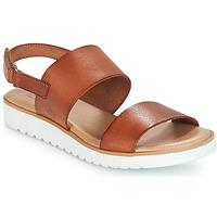 Chaussures Femme Sandales et Nu-pieds Casual Attitude FULIGULE Camel