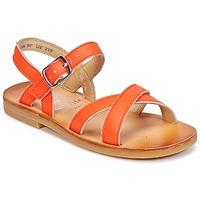 Schuhe Mädchen Sandalen / Sandaletten Start Rite NICE II Orange