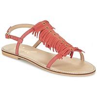Chaussures Femme Sandales et Nu-pieds Ravel LEXINGTON Corail