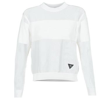 Kleidung Damen Pullover Love Moschino AIRELLE Weiß