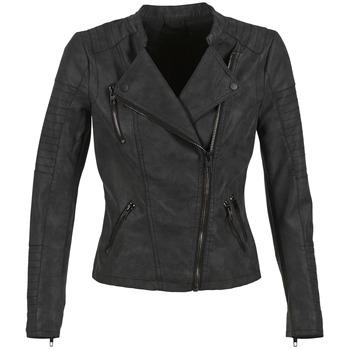 Vêtements Femme Vestes en cuir / synthétiques Only AVA Noir